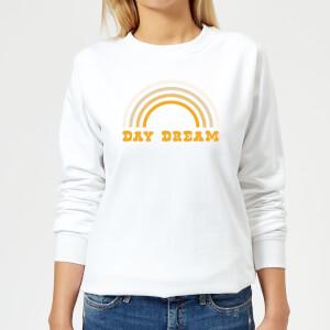 Day Dream Women's Sweatshirt - White
