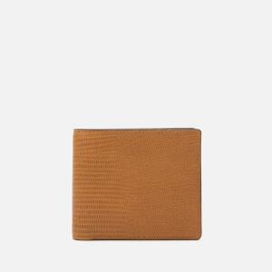 Maison Margiela Men's Bifold Wallet - Cuoio