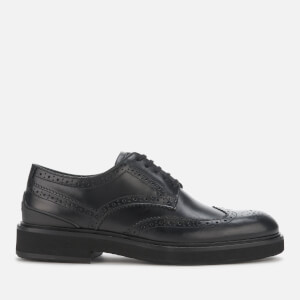 PS Paul Smith Men's Tommy Leather Brogues - Black