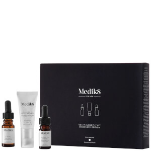 Medik8 CSA Philosophy Discovery Kit for Men (Worth $108.90)