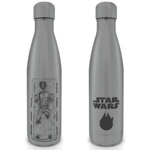 Star Wars (Han Carbonite) Metal Drinks Bottle