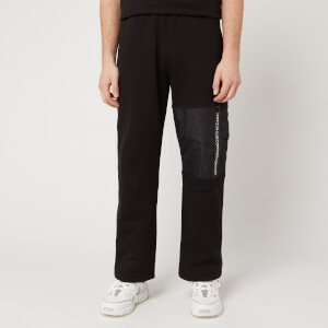McQ Alexander McQueen Men's Sweatpants - Darkest Black