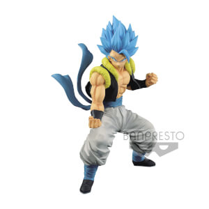 Statuetta  Dragon Ball Super SS God Super Saiyan Gogeta  - Banpresto