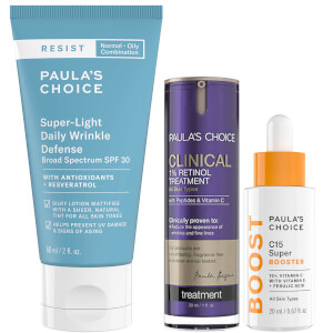 Paula's Choice Radiant Skin Essentials (Worth $140.00)
