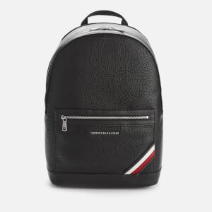 Tommy Hilfiger Men's Downtown Backpack - Black