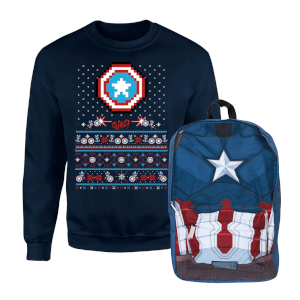 Captain America Christmas Bundle