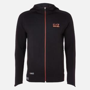Emporio Armani EA7 Men's Windbreaker Jacket - Black