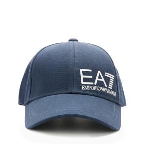Emporio Armarni EA7 Men's Logo Cap - Navy