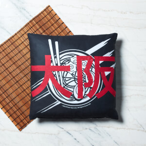 Haruto's Fine Ramen Cushion Square Cushion
