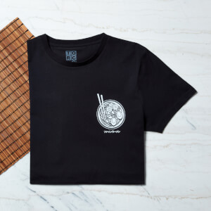 Haruto's Fine Ramen Taschendruck T-Shirt - Schwarz