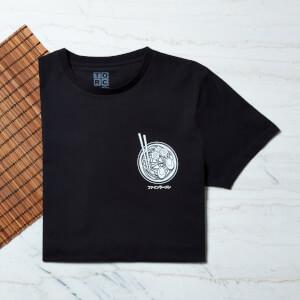 Haruto's Fine Ramen Pocket Print T-Shirt - Black