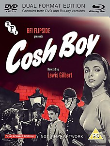 Cosh Boy (1952) - Flipside 040, UK Blu-ray Premiere (Dual Format)
