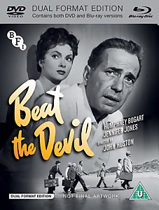 Beat the Devil (1953) 4K Restoration, Dual Format