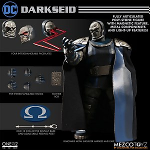 Mezco One:12 Collective DC Comics Darkseid Action Figure