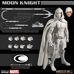 Mezco One:12 Collective Moon Knight Action Figure