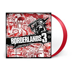 Laced Records - Borderlands 3 (Original Soundtrack) 2x Color LP