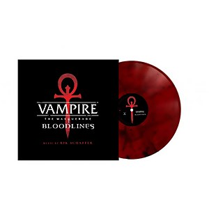 Milan - Vampire: The Masquerade - Bloodlines Original Soundtrack 2x Color LP