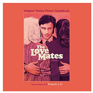 Music Box Records - The Love Mates (Madly) - OST LP