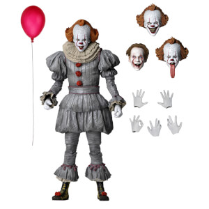NECA IT Chapter 2-7 Inch Scale Action Figure Ultimate Pennywise (2019)