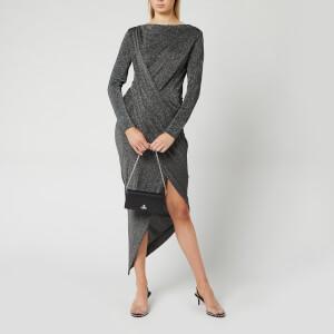 Vivienne Westwood Women's Long Sleeve Vian Dress - Rainbow