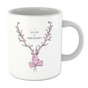 I Believe In Rudolicorns Mug