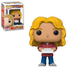 Figurine Pop! Jeff Spicoli Avec Pizza - Fast Times At Ridgemont High