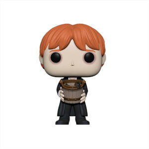 Harry Potter - Ron mit Eimer Pop! Vinyl Figur