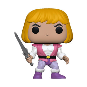 Masters Of The Universe - Principe Adam Figura Funko Pop! Vinyl
