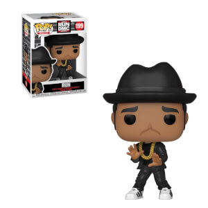 Pop! Rocks Run DMC RUN Pop! Vinyl Figure