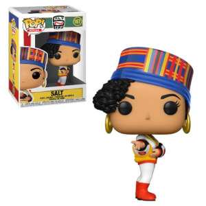 Pop! Rocks Salt-N-Pepa Salt Pop! Vinyl Figure