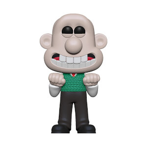 Wallace & Gromit Wallace Pop! Vinyl Figure