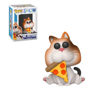 Disney Soul Mr Mittens Figura Pop! Vinyl