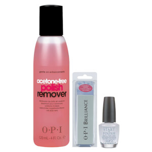 OPI Manicure Prep Trio (Worth $45.85)