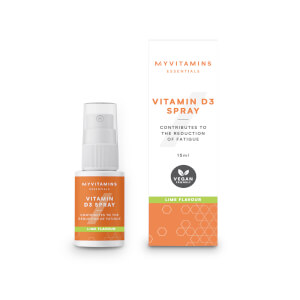 Vegan Vitamine D3 Spray