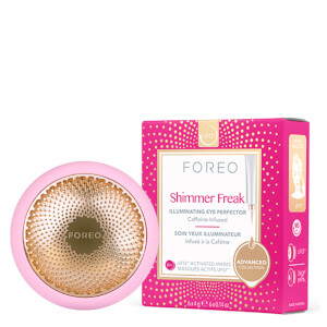 FOREO UFO and Shimmer Freak Mask