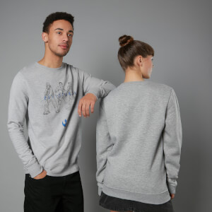 The Rise of Skywalker Resistance Unisex Sweatshirt - Grey