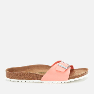 Birkenstock Women's Madrid Vegan Single Strap Sandals - Flamingo
