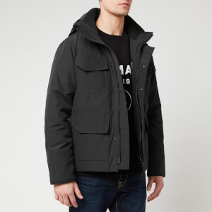 Canada Goose Men's Black Label Maitland Parka Jacket - Navy