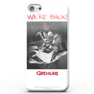 Cover telefono Gremlins Invasion per iPhone e Android