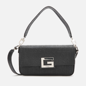Guess Women's Brightside Shoulder Bag - Black