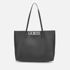 Guess Women's Uptown Chic Barcelona Tote Bag - Black
