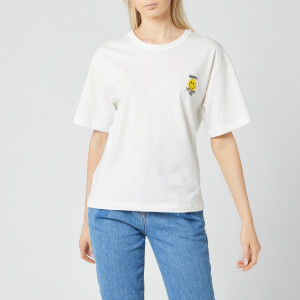 Philosophy di Lorenzo Serafini Women's Happy Without You T-Shirt - White