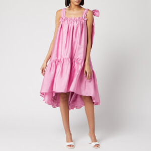 Stine Goya Women's Serena Tiered Mini Dress - Pink