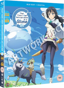 That Time I Got Reincarnated as a Slime: Season One Part Two