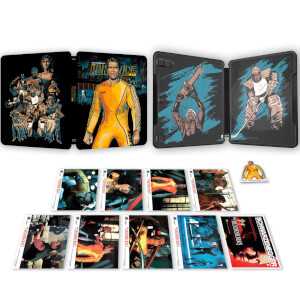 The Running Man – Collector's Edition Steelbook
