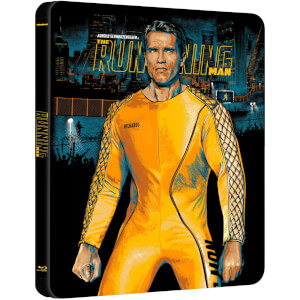 The Running Man – Zavvi Exclusive Steelbook
