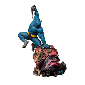 Iron Studios Marvel Comics BDS Art Scale Statue 1/10 Beast 27cm