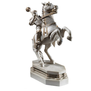 Harry Potter Wizards Chess White Knight Bookend