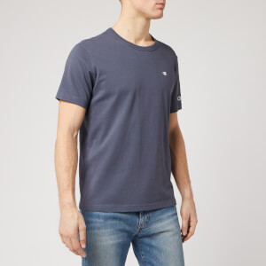 Champion Men's Logo Crew Neck T-Shirt - Grey