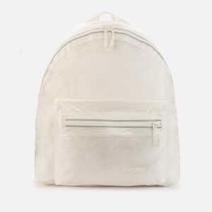 Eastpak Men's Padded Pak'R Backpack - Light White
